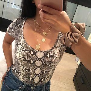 Jewelry - Trifecta 3 pendant layered necklace